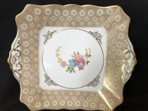 Tuscan Serving plate - Art Deco
